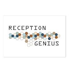 Reception Genius Postcards (Package of 8)
