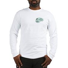 Knitter Voice Long Sleeve T-Shirt