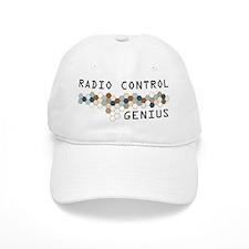Radio Control Genius Baseball Cap
