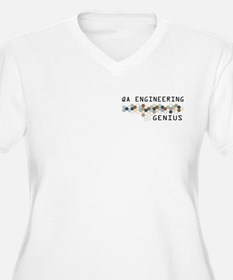 QA Engineering Genius T-Shirt