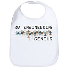 QA Engineering Genius Bib