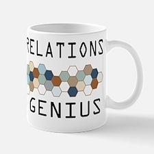Public Relations Genius Mug