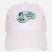 Judge Voice Baseball Baseball Cap