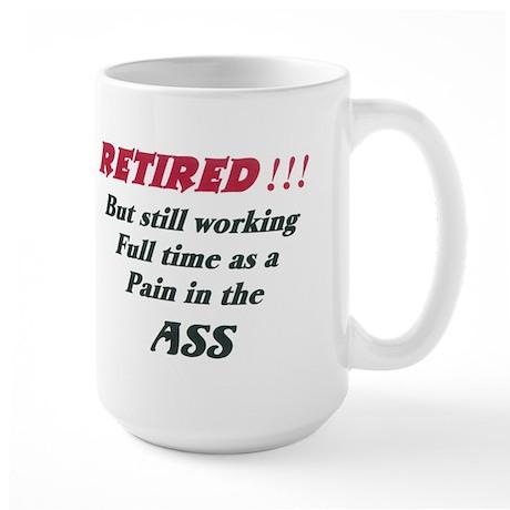 Pain Large Mug