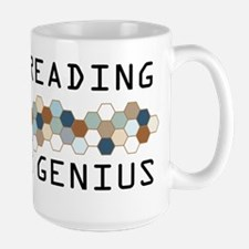 Proofreading Genius Large Mug