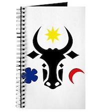 Moldova Emblem Journal