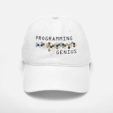Programming Genius Baseball Baseball Cap