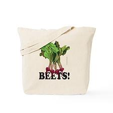 BEETS! Tote Bag