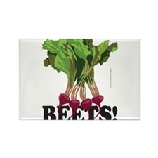 BEETS! Rectangle Magnet