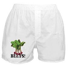 BEETS! Boxer Shorts