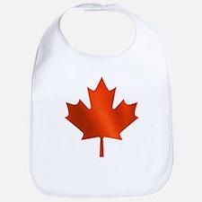 Canadian Maple Leaf Bib