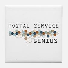 Postal Service Genius Tile Coaster