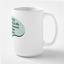 Human Resources Person Voice Mug