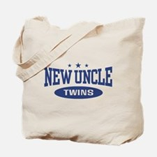 New Uncle Twins Tote Bag