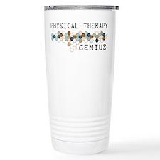 Physical Therapy Genius Travel Mug
