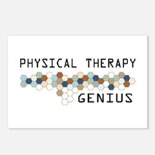 Physical Therapy Genius Postcards (Package of 8)