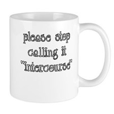 Intercourse Mug