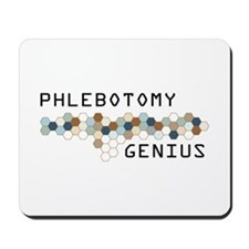 Phlebotomy Genius Mousepad