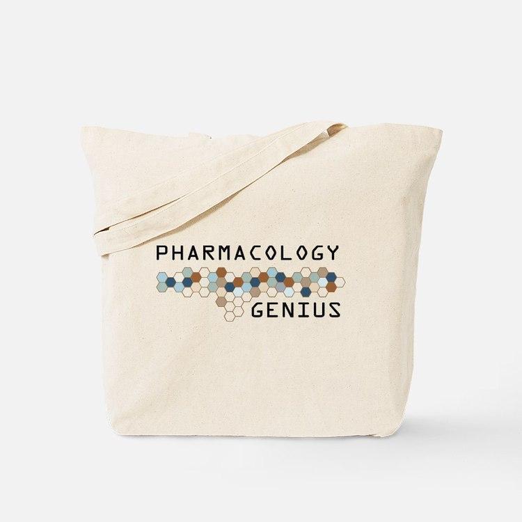 Pharmacology Genius Tote Bag