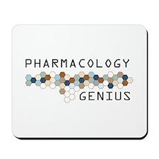 Pharmacology Genius Mousepad