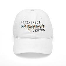 Pediatrics Genius Baseball Cap