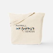 Payroll Genius Tote Bag