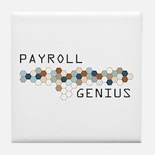 Payroll Genius Tile Coaster