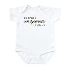 Patents Genius Infant Bodysuit