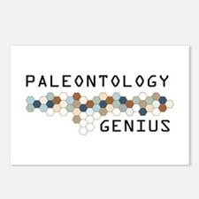 Paleontology Genius Postcards (Package of 8)