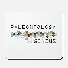 Paleontology Genius Mousepad