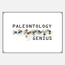 Paleontology Genius Banner