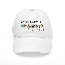 Orthodontics Genius Baseball Cap