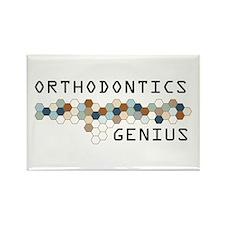Orthodontics Genius Rectangle Magnet