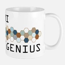 Origami Genius Mug