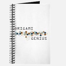 Origami Genius Journal