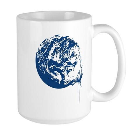Earth Tribe Climber Large Mug