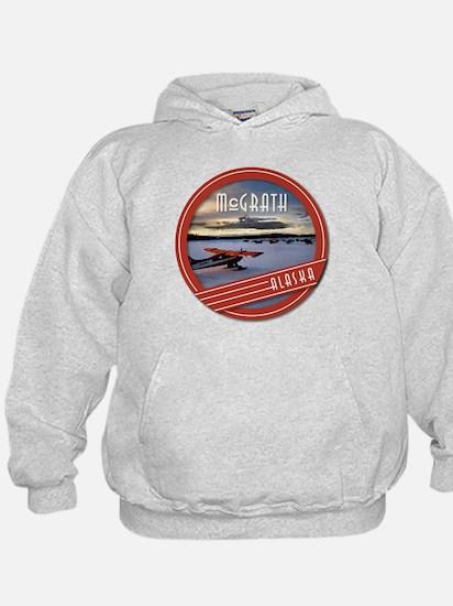 McGrath Alaska Vintage Label Hoodie