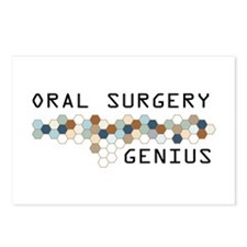 Oral Surgery Genius Postcards (Package of 8)