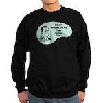 Flight Engineer Voice Sweatshirt (dark)