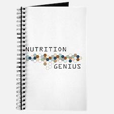Nutrition Genius Journal