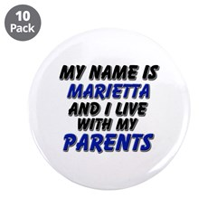 my name is marietta and I live with my parents 3.5