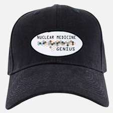 Nuclear Medicine Genius Baseball Hat
