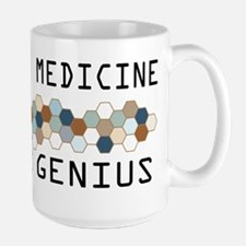 Nuclear Medicine Genius Mug