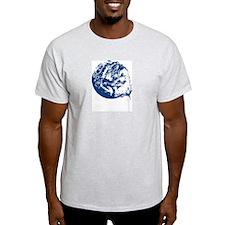 Earth Tribe Climber Ash Grey T-Shirt