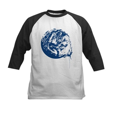 Earth Tribe Climber Kids Baseball Jersey