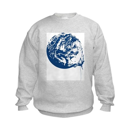Earth Tribe Climber Kids Sweatshirt