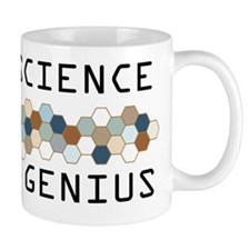 Neuroscience Genius Mug