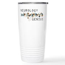Neurology Genius Travel Mug