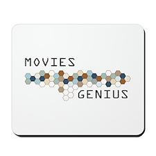 Movies Genius Mousepad