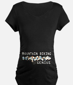 Mountain Biking Genius T-Shirt